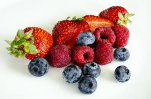 Beeren für smootie